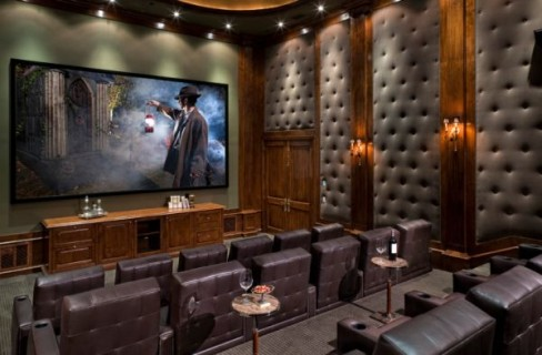Three Home Theatre Design Trends Home Office Technology Experts